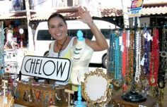 As you make your way through the Market, be sure to visit Consuelo Zepeda Núñez, owner and designer of Chelow. She has worked with renowned designers in Mexico, learning from their masterful techniques to establish her own line of original jewelry, leather goods, belts and bags. Each piece is handcrafted with natural stones, metal and leather for a creative, feminine touch. http://www.banderasnews.com/1306/vl-vallarta-farmers-market-june15.htm