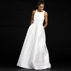 J.Crew Collection Francette Wedding Gown Wedding Dress $395.00