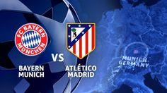 Bayern Munich vs Atletico Madrid Full Match HD Champion League Highlight...