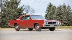 1966 Oldsmobile 442 | Mecum Auctions  442 Tri-Power F85 Club Coupe