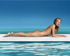 Naked Kate Moss