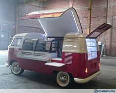 vw combi t1 food truck