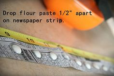 Spring Gifts: How to Make Seed Tape Strips by in_mandyland