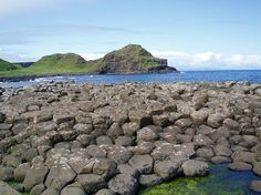 Giant's Causeway and Causeway Coast, United Kingdom of Great Britain and Northern Ireland