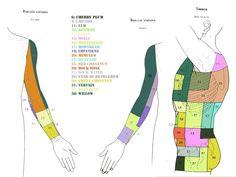 kramer map bach - Buscar con Google Bach Flowers, Star Of Bethlehem, Mind Body Soul, Natural Health, Medicine, Remedies, Pink, Body Mapping, Reiki