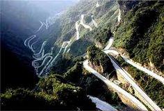 Resultado de imagem para estradas sinuosas