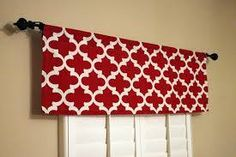 red valance - Google Search
