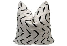 African        Tribal     Natural Pillow