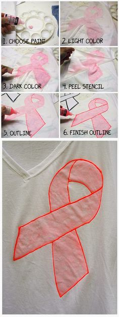 Go Pink! Breast Cancer Awareness Shirt