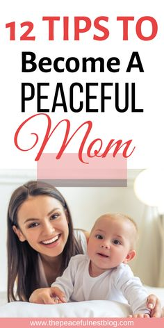 Being a peaceful mom doesn't have to be difficult. There are certain habits you can start today that can help you well on your way to become a peaceful and calm mom if you desire to be. Angry mommy doesn't need to rule your life. Here are 12 simple and easy steps you can take to become a peaceful mom! #parentingtips #momlife #peacefulparenting #positiveparenting #gentleparenting #parentingadvice #howto #mom #becomea #habits #peacefulmom #gentlemom #positivemom Peaceful Parenting, Gentle Parenting, Parenting Advice, Mindful Parenting, All About Mom, Strong Willed Child, Conscious Parenting, What Can I Do, Raising Kids
