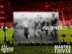 #MartesTrivia! Quienes hicieron los 2 goles que le dieron el título al rojo en el partido frente a Platense en 1939?
