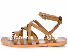 461317620 Free shipping new leather genuine men s Roman sandals summer men s casual  beach sandals leather genuine 0286 US  79.99