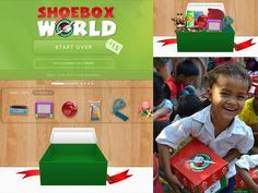 Are your kids great with gadgets? Did you know you can fill a shoebox online at https://shoeboxworld.co.uk/shoeboxworld/ using a laptop, tablet or smart phone. Simply choose from a selection of items and drag them into a virtual shoebox. You can even include a photo and personal message! A fantastic volunteer team then pack each shoebox in one of our warehouses.