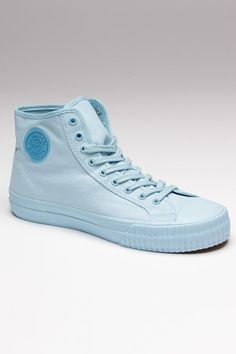 PF Flyers - remember their motto; Run faster and jump higher!