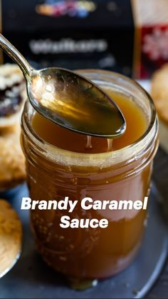 Just Desserts, Delicious Desserts, Yummy Food, Dessert Sauces, Dessert Recipes, Sauce Recipes, Baking Recipes, Sweet Sauce, Alcohol Recipes
