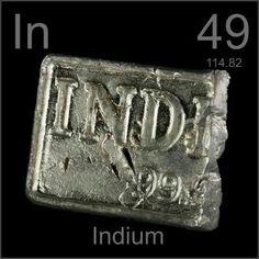 49   In - Indium