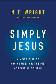 Just got done with this one. One of my top 10 all time! The most comprehensive, easy to read, unique perspectives of Jesus and what he came to do I've ever read!!