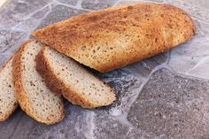 You don't need an expensive French bread pan to shape this delicious loaf - make your own, it's easy! Related posts: Multi-Grain Bread A dairy free bread that is... Quinoa White Bread This dough is firm enough to...