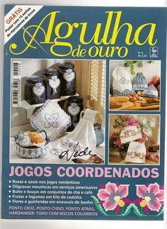 Revista Agulha de Ouro n°8