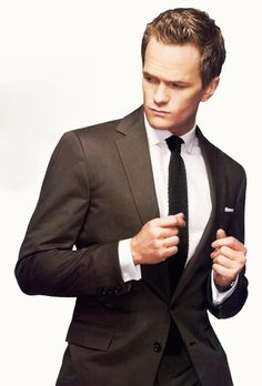 """When I'm Sad I stop being sad, and be awesome instead."" - Barney Stinson *( Character amazingly played by one and only Neil Patrick Harris ) Barney Quotes, Barney Stinson Quotes, Neil Patrick Harris, David Burtka, David Boreanaz, A Series Of Unfortunate Events, Himym, How I Met Your Mother, Mens Fashion Suits"