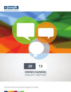 579f5f7183 Great white paper report published by St. Joseph Communications on  Omni-channel advertising focused