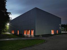 Im Reich der Schlapphüte: Fotodokumentation zum BND in Pullach - DETAIL.de - das Architektur- und Bau-Portal