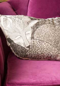 Give It a Sly Pillow, #ModCloth @Frances Dinger did I already show you this?