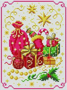 So Many Presents. Tons of FREE CROSS-SITCH PATTERNS at this site: just found a site that has really easy to download embroidery patterns for free. It's     http://cross-stitchers-club.com/?code_avantage=uucqid     Plus, if you click on this link, http://cross-stitchers-club.com/?code_avantage=uucqid , you'll automatically receive a gift when you subscribe. I use this site all the time; there are hundreds of all different types of patterns, and there are new patterns added everyday.