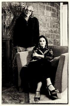 Meera & Muzaffar Ali