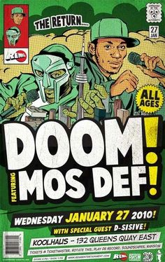 MF Doom & Mos Def
