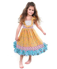 84ee9f06c761 144 Best Summer Girls Dresses At Lina   Mickey On Ebay images ...