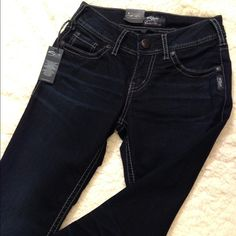 ‼️Free Shipping  Silver Jeans Suki Mid Curvy Brand new with tag. Never worn. Dark blue. Color might differ from image. Mid rise. Curvy fit. Relaxed hip and thigh. Bootcut leg. W24 L32. 20% off two items or more.  trades  PP. Reasonable offers always welcome  Comment below to get free shipping on this listing  Silver Jeans Jeans Boot Cut