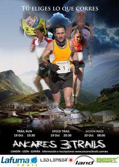 Carreras Montaña 2013 León: Ancares 3 Trails. Crónica, resultados y fotos. Alfredo Gil y Rosario Espinosa, campeones.