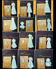 Modelagem e Costura - DiyForYou Fashion Sewing, Diy Fashion, Ideias Fashion, Moda Fashion, Petite Fashion, Fashion Tips, Dress Sewing Patterns, Clothing Patterns, Drape Dress Pattern