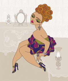ZsaZsa Bellagio: She's SOOOO Cool. Really, cool.