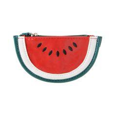 ASOS Watermelon Purse (€1,99) found on Polyvore