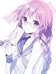 Kết quả hình ảnh cho boy anime đeo kính