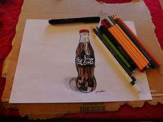 Drink coke, dessiné par MrKmeleon
