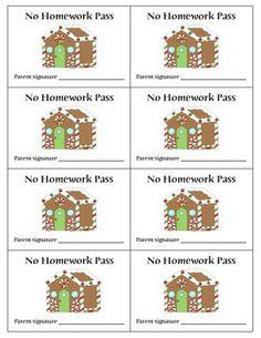 Homework pay