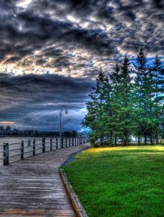 All Along the Boardwalk – Sault Ste. Marie, Ontario – DecentXposure