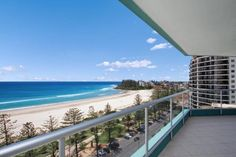 Ocean Plaza Unit 1257, a Coolangatta Apartment | Stayz