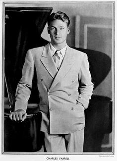Charles Farrell, The New Movie Magazine c.1930(x)