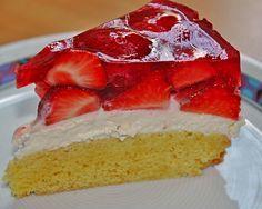 Geheime Rezepte: Erdbeer - Mascarpone - Kuchen