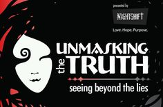 The 2015 Unmasking the Truth event for all women focus is on #LOVE.