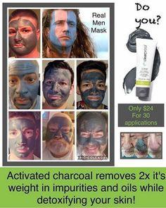 Real men mask. marykay.com/hhollin