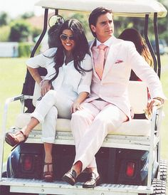 kourtney and scott. so stylish