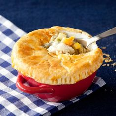 Broileripiiras (Chicken Pot Pie)