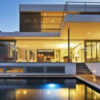 The Warringah Road House by Corben Architects in Sydney, Australia