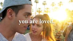 You are loved inspirational video by Gabriel Conte. So true and so  worth the watch. Love this youtuber