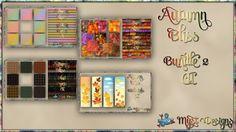 Autumn Bliss - Bundle 2 CU
